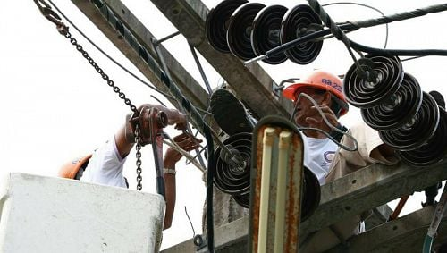 Power cuts to hit Cherng Talay
