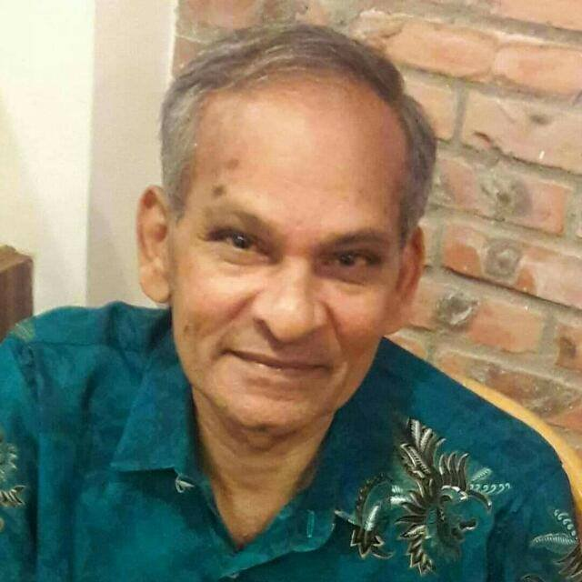 Guyana national Abdul Kalam Azad Sattaur, 62, is still being held in the detention cells at the Phuket Immigration Office in Phuket Town. Photo: Courtesy of the Sattaur family