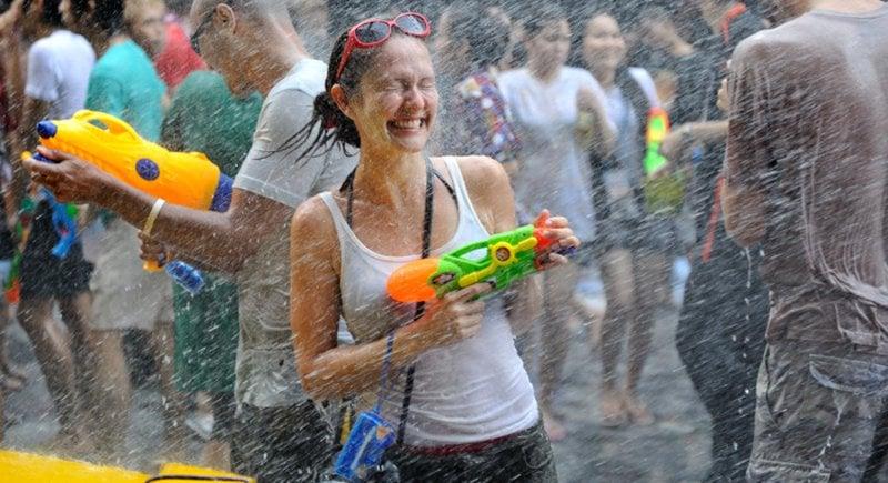 Phuket's Songkran festivities announced
