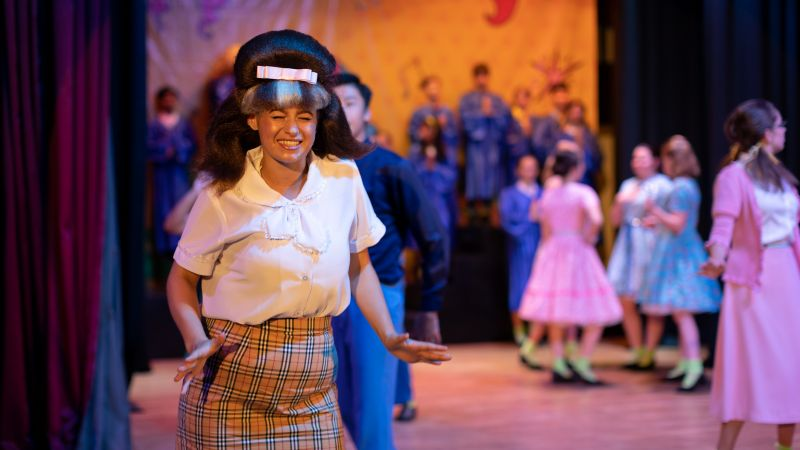 Welcome to the '60s: Hairspray the Musical at BISP