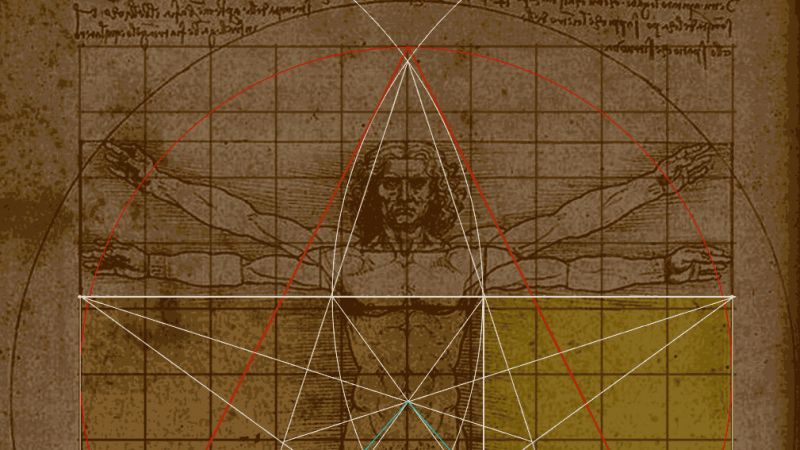 Sacred Geometry: Does mathematics hold a case for intelligent design?