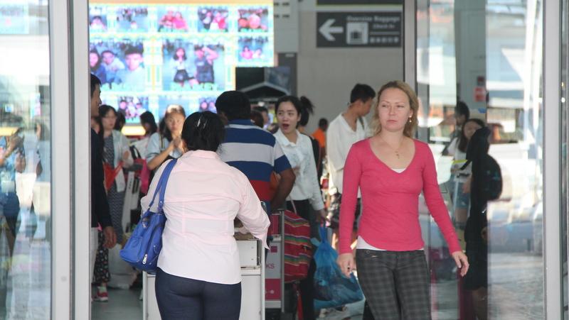 Phuket Airport readies for Songkran rush