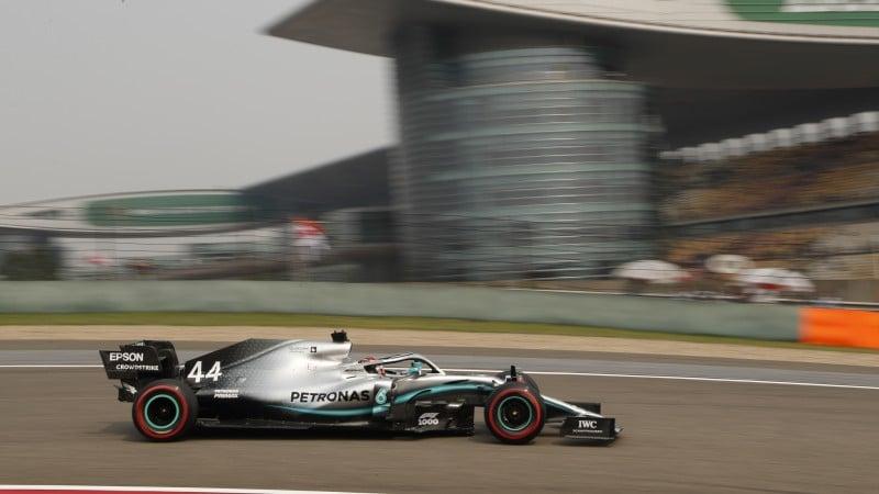 Hamilton wins F1's 1,000th race