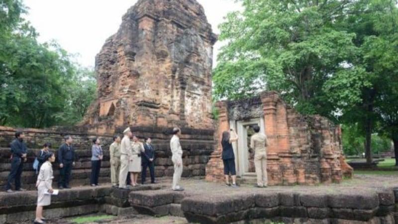 Ancient sites put up Unesco shield
