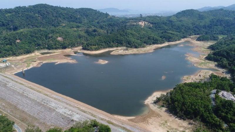 Phuket has enough water, not a drought crisis: Governor