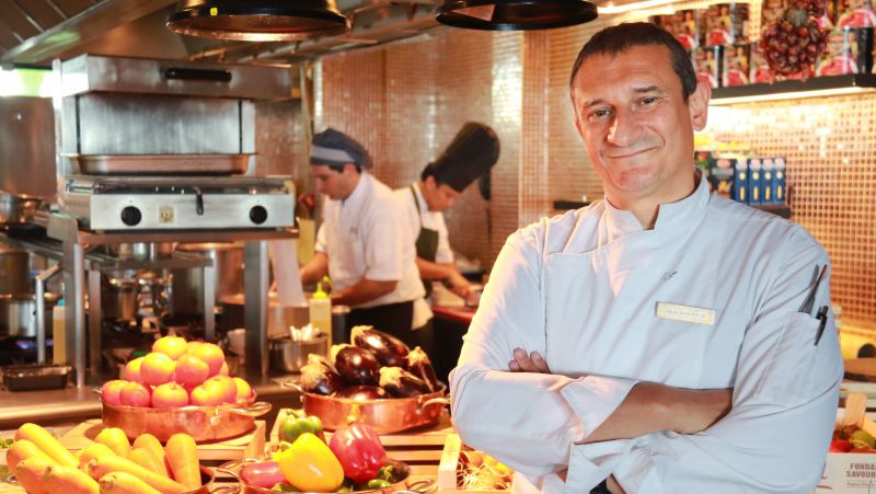 JW Marriott Khao Lak Resort and Spa appoints Silvano Amolini as new executive chef