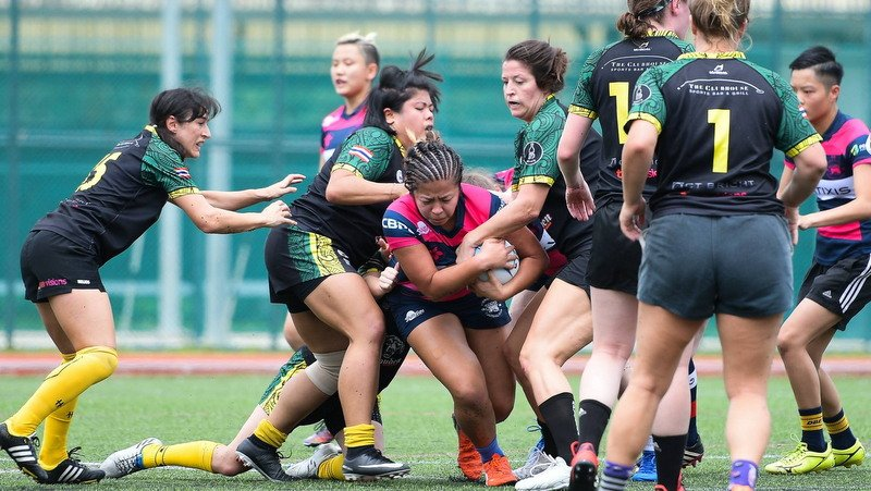 Phuket to hold 21st Aussie Bar International Rugby Tens