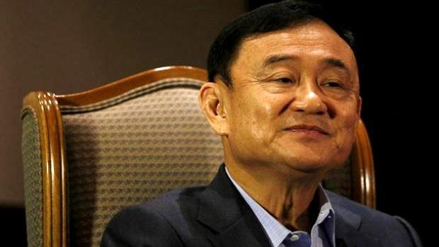 Former Prime Minister, Thaksin Shinawatra. Photo: Bangkok Post