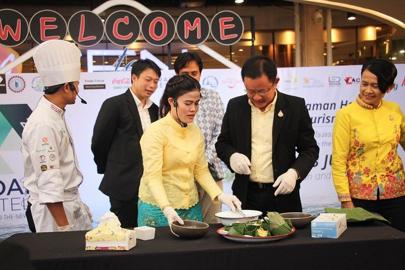 This year's edition of the Andaman Hotelier and Tourism Fair 2019 will be held at Baan & Beyond Phuket (formerly called Central Festival Phuket East) on June 21-23, it was announced yesterday (May 16). Photo: PR Dept