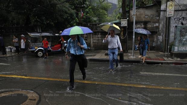 Rainy season begins officially on Monday