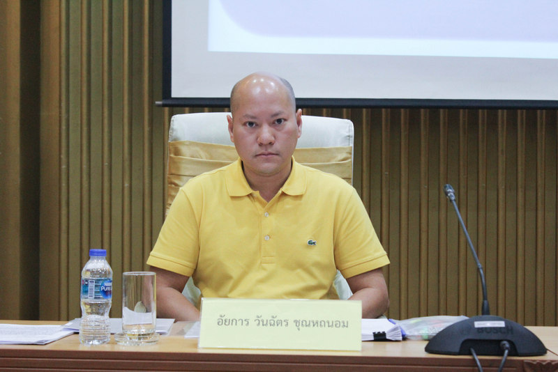 The meeting of high-powered officials on Friday (June 21) heard no news of any progress in the 'seastead' case. Photo: PR Dept