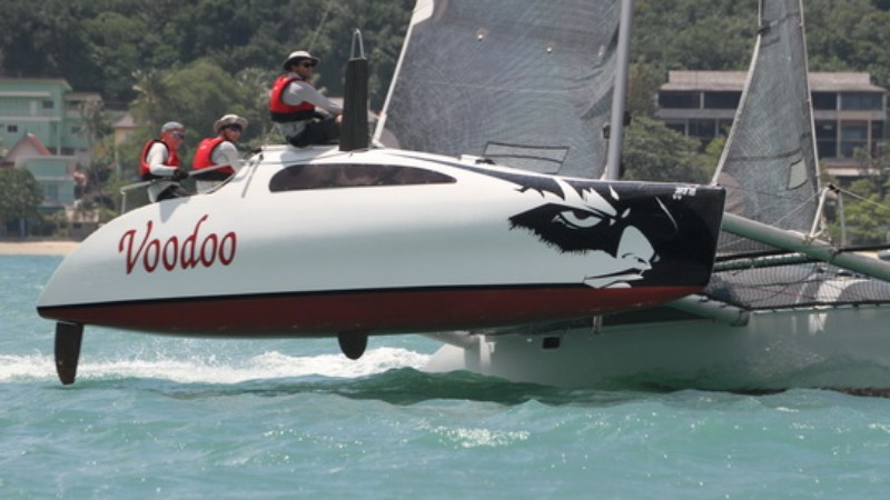Multihull Solutions Regatta: Strong winds and tight racing highlight Day 2