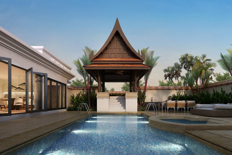 Serenity Three Bedroom Pool Residence. Image: Banyan Tree Phuket