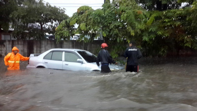 Phuket told to brace for more rain, warned of flash floods, landslides