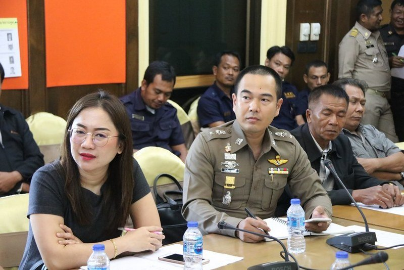 Key players in enforcing public transport service standards were present at the meeting. Photo: PR Dept