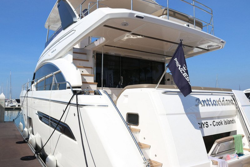 The Ocean Marina Pattaya Boat Show is to drive yachting tourism on Thailand's East Coast. Photo: Supplied