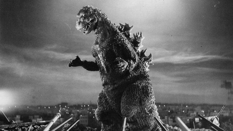 The original Godzilla movie (1954) Photo: Toho Pictures
