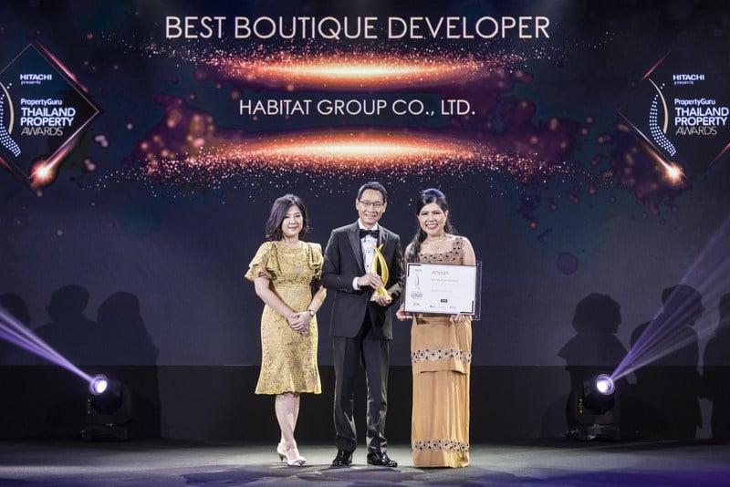 Habitat Group took the Best Boutique.
