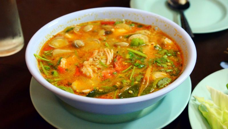 Looking into the origins of Thailand's iconic tom yum soup