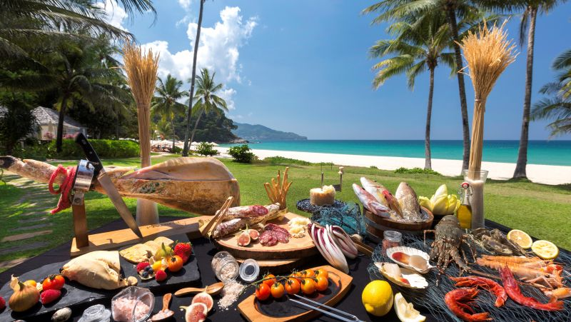 Saturdays at The Surin: Beachside brunch with a focus on quality and sophistication