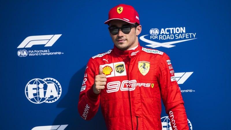 Leclerc delivers Ferrari victory at Italian Grand Prix