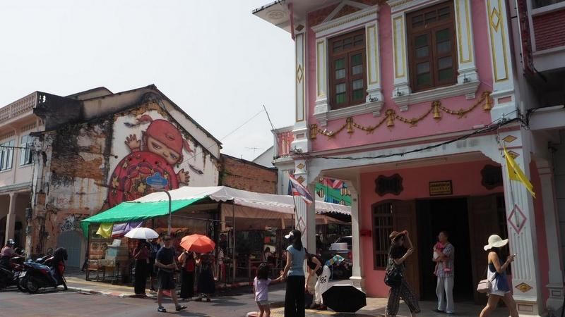 Help sought for Phuket Old Town World Heritage status appeal