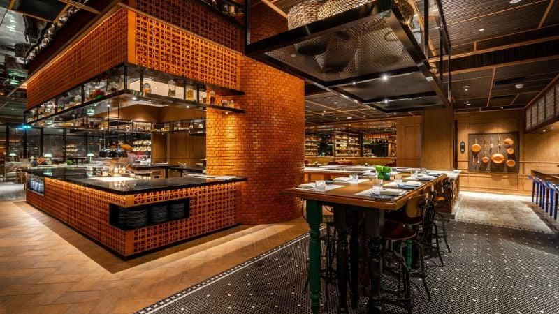 Chef Tan's tasting menu will be presented at the resort's signature Asian restaurant Pinto.