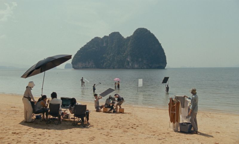 Karst and crew: Behind the scenes of award-nominated film Krabi, 2562