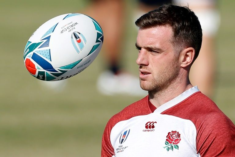 Ford at fly-half as England unchanged for World Cup final