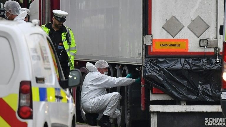 Vietnam arrests eight over UK truck deaths