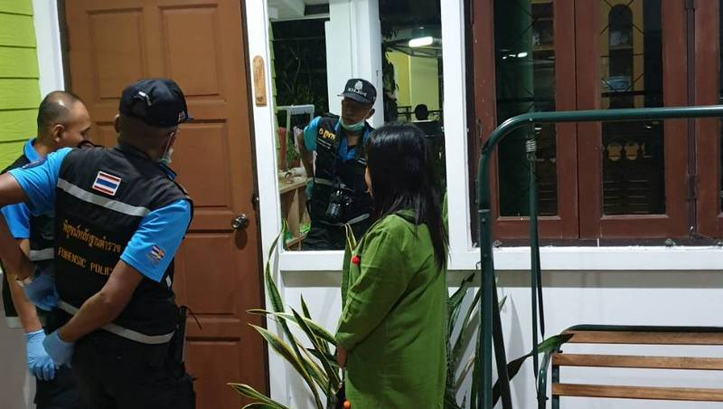German expat, 72, wounded by knife-wielding Phuket house robbers