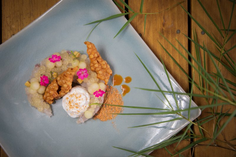 Chef Claudio's first menu version showcases his European heritage, but this will evolve with the seasons to showcase his broader repertoire, said the release.