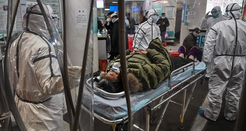 China virus toll spikes despite massive lockdown, 80 confirmed dead