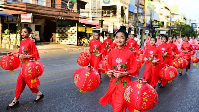 Phuket Town roads to close for Chinese New Year parade