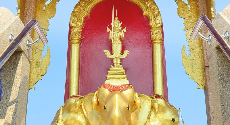 All about Buddhism: Phra Siam Devadhiraj the Deva of protection for the people of Siam