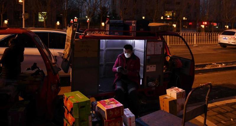 China virus death toll surges past 2,000
