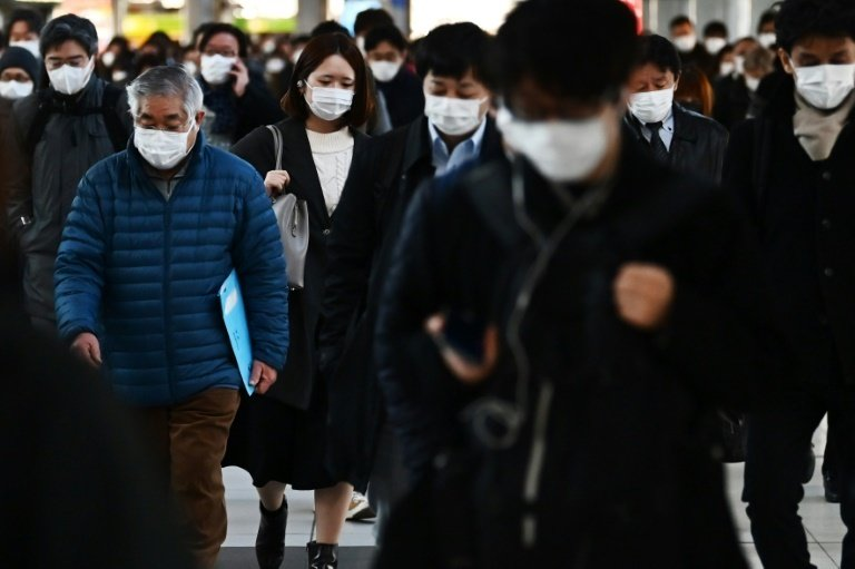 Japan has taken a number of measures to combat the spread of the coronavirus, including school closures. Photo: AFP
