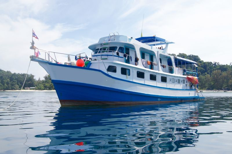 Fully equipt Liveaboard 4 sale