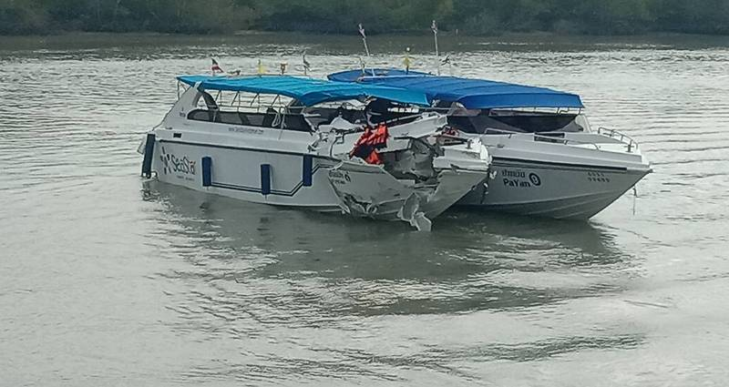 Court still awaiting additional evidence in speedboat collision case