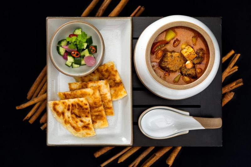 Four hour braised short rib beef Massaman Curry. Photo: Supplied