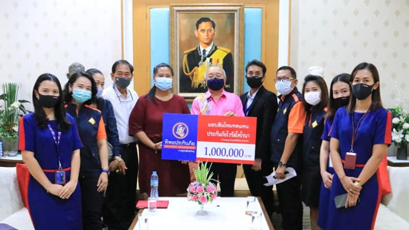 Insurance company honours B1mn payment for Phuket COVID-19 death