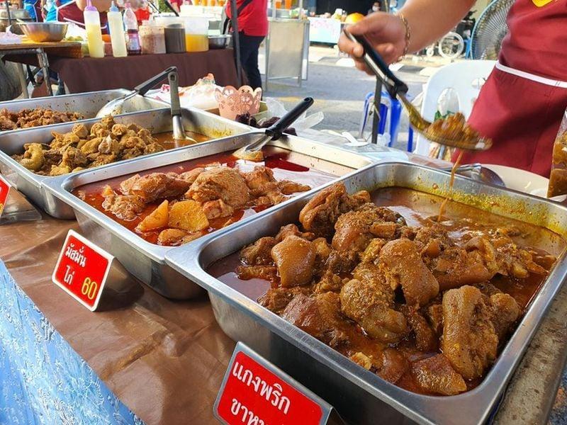 The Lard Korjan market in Phuket Town reopened last Friday (June 19). Photo: Phuket City Municipality