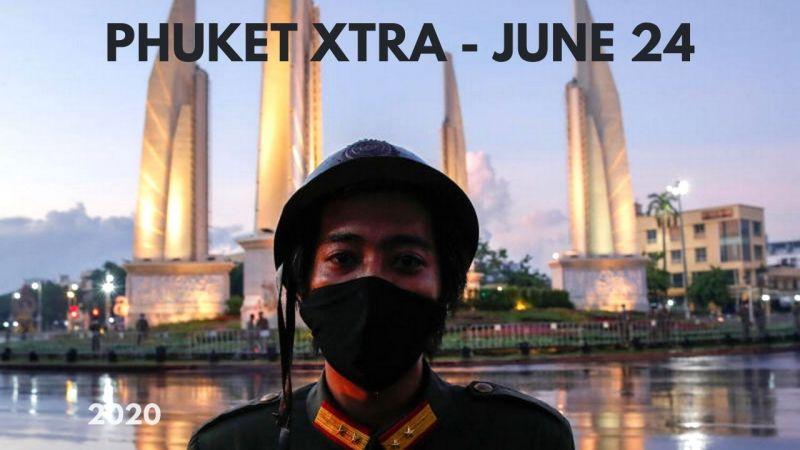 PHUKET XTRA: VIDEO:  All business to reopen July 1st! Bangla nightlife president blast bar rules! || June 24