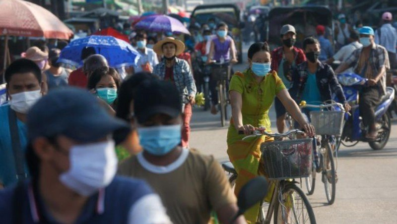 IMF approves emergency funding for pandemic-hit Myanmar