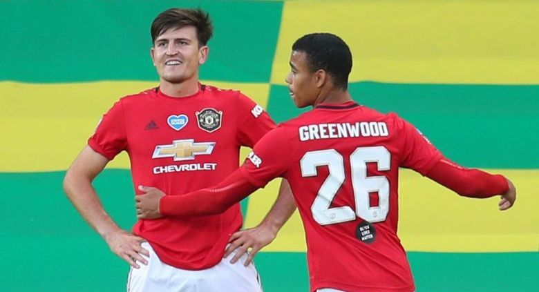 Maguire late show sends Man Utd into FA Cup semi-finals