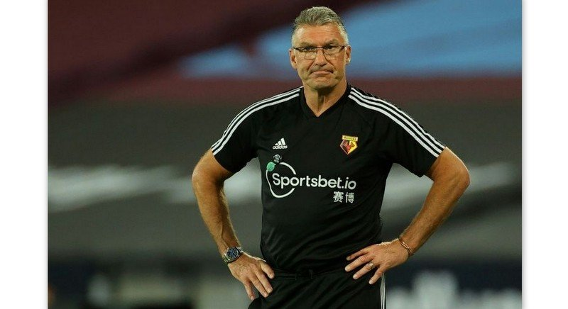 Pearson sacked as Watford manager