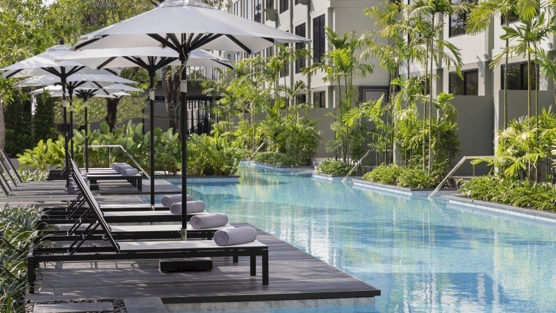 Four Points by Sheraton Phuket Patong Beach Resort is now open for bookings.