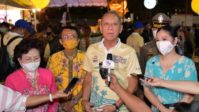 Tourism Minister pins hopes on events to boost Phuket economy