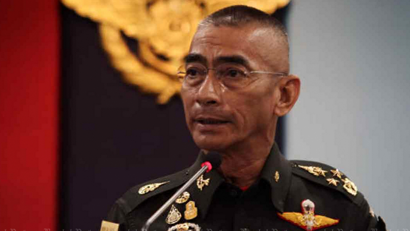 Defence chief denies coup is a possibility
