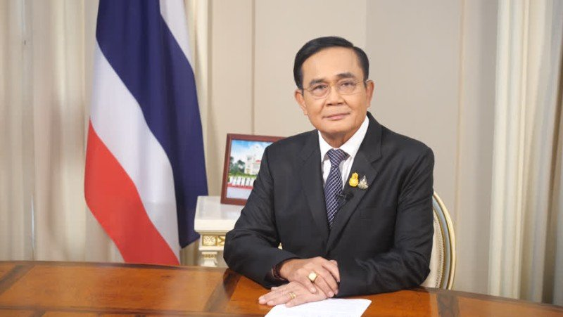 Prayut offers to lift Bangkok emergency decree if protests remain peaceful